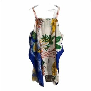 Jamaica Women's Swimsuit Coverup